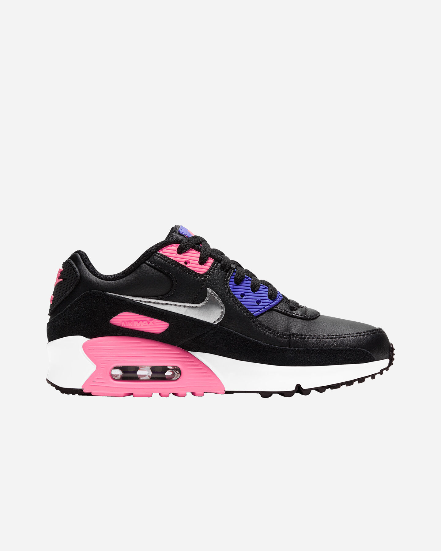 Scarpe Sneakers Nike Air Max 90 Ltr Jr Gs CD6864-011 | Cisalfa Sport