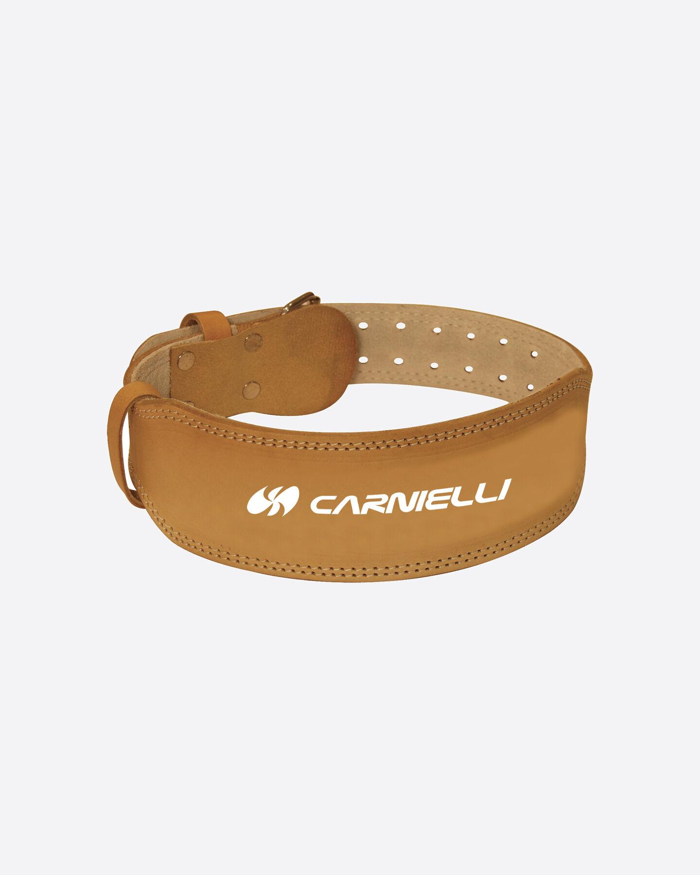 Accessorio palestra CARNIELLI CINTURA PESI 10CM S4010944 scatto 0