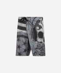 MARE uomo SCORPION BAY FLAG SKULL M