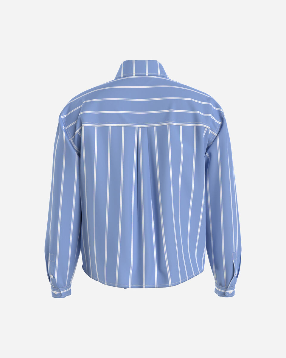 Camicia TOMMY HILFIGER STRIPED W S4089060 scatto 3