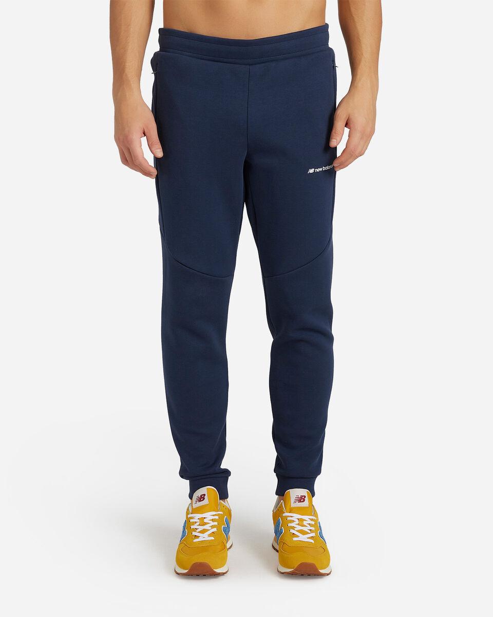 Pantalone NEW BALANCE CORE SLIM M S5166132 scatto 0