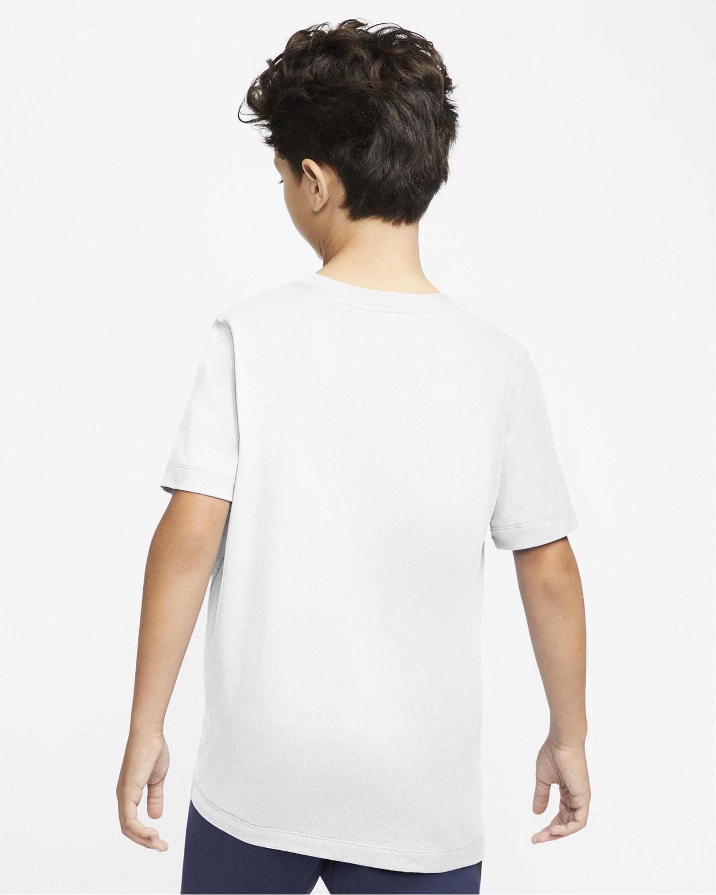 T-Shirt NIKE FUTURA JR S5197420 scatto 3