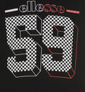 T-Shirt ELLESSE 59 CHECK GLITTER JR