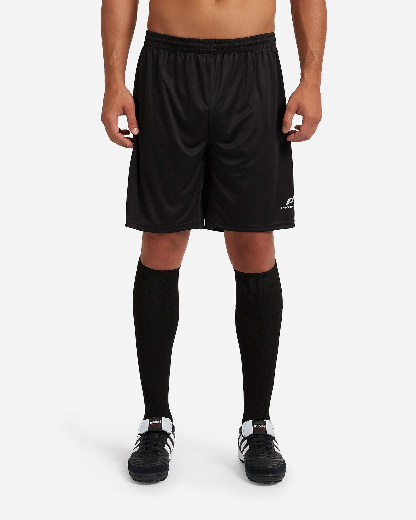 Pantaloncini calcio PRO TOUCH FOOTBALL PRO M S1160934 scatto 0