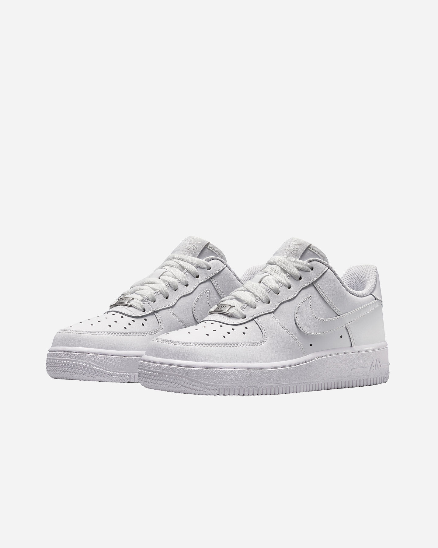 Scarpe sneakers NIKE AIR FORCE 1 JR GS S1261167 scatto 1