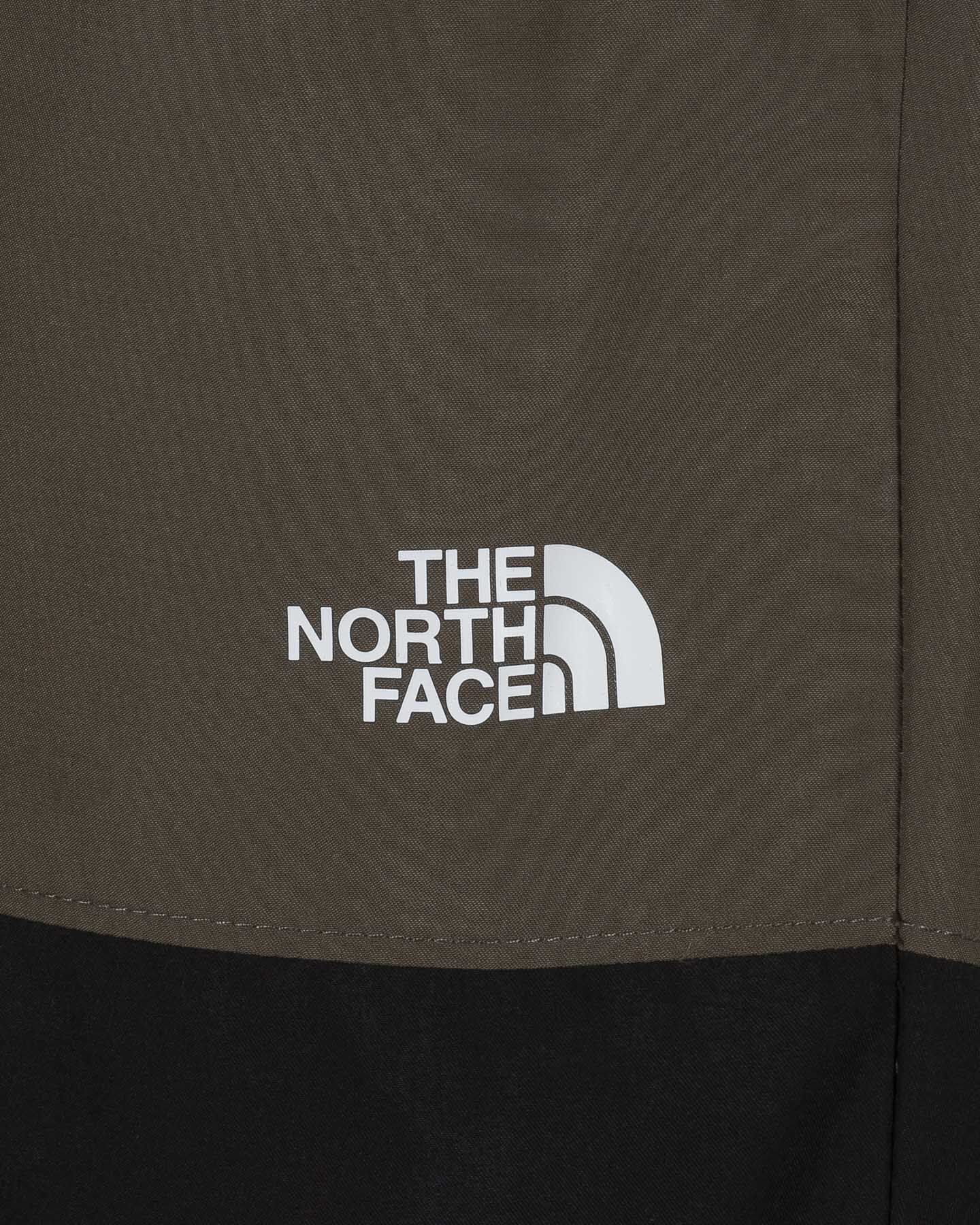Pantaloncini THE NORTH FACE CLASS V JR S5018252 scatto 2