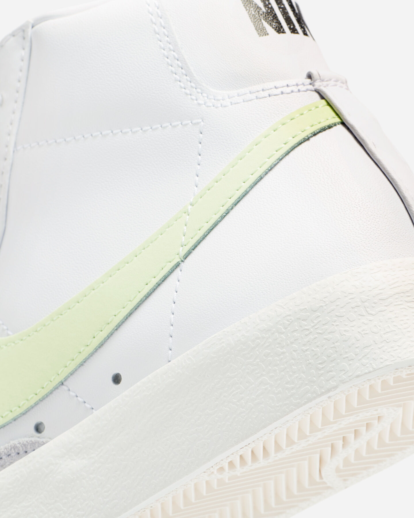 Scarpe sneakers NIKE BLAZER MID 77  W S5223628 scatto 5