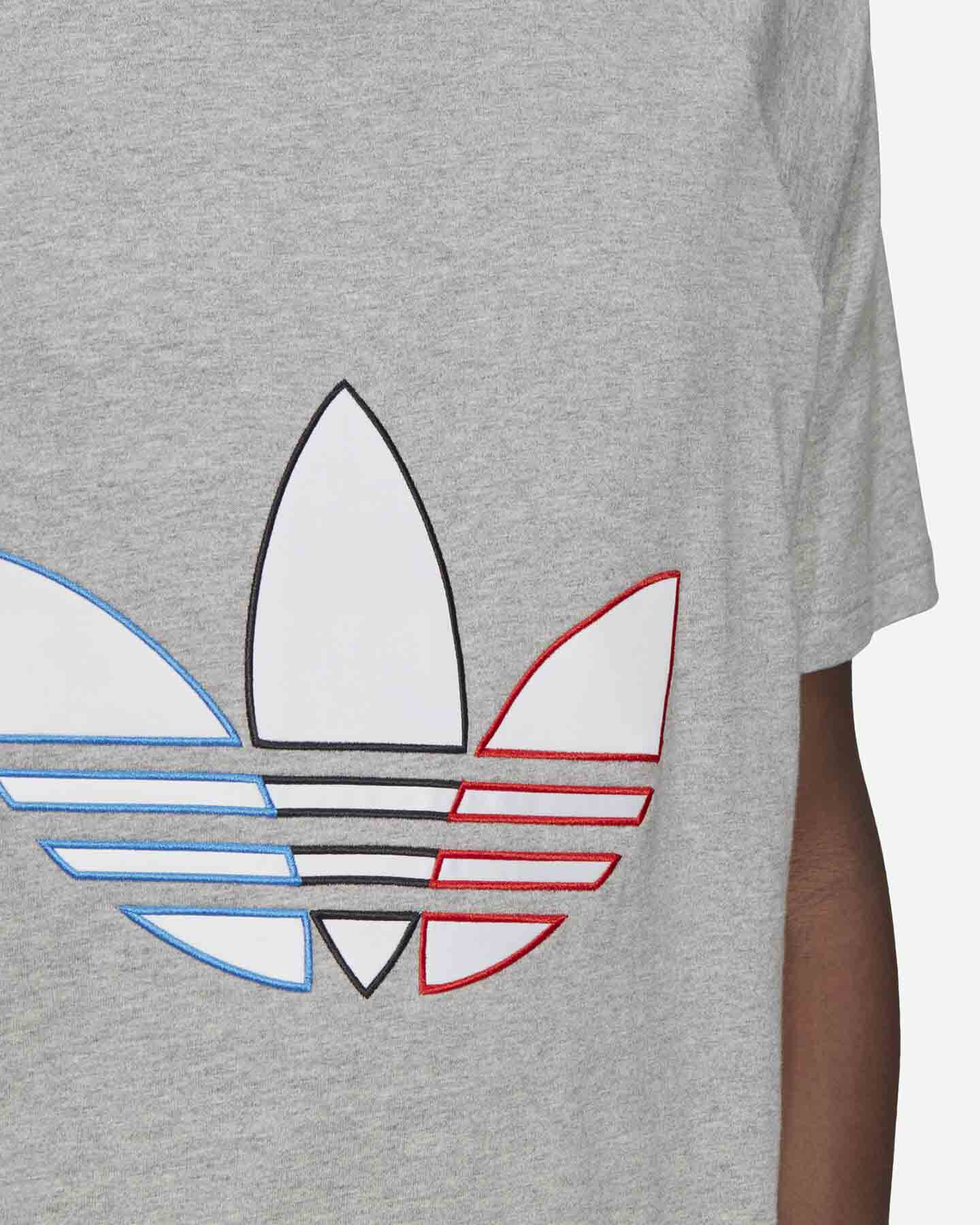T-Shirt ADIDAS SPACE RACE M S5285698 scatto 5