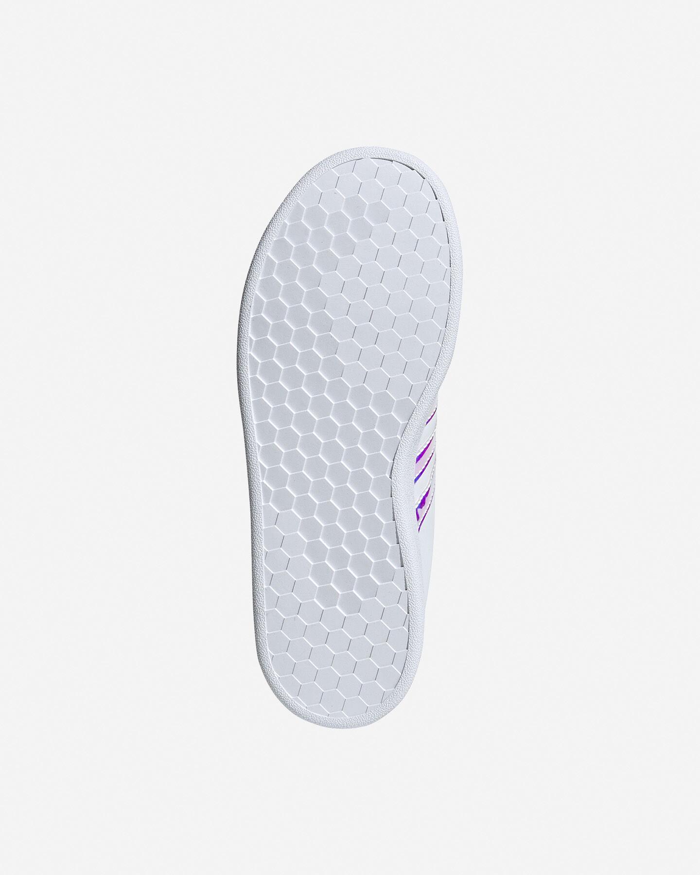 Scarpe sportive ADIDAS GRAND COURT JR GS S5150677 scatto 1