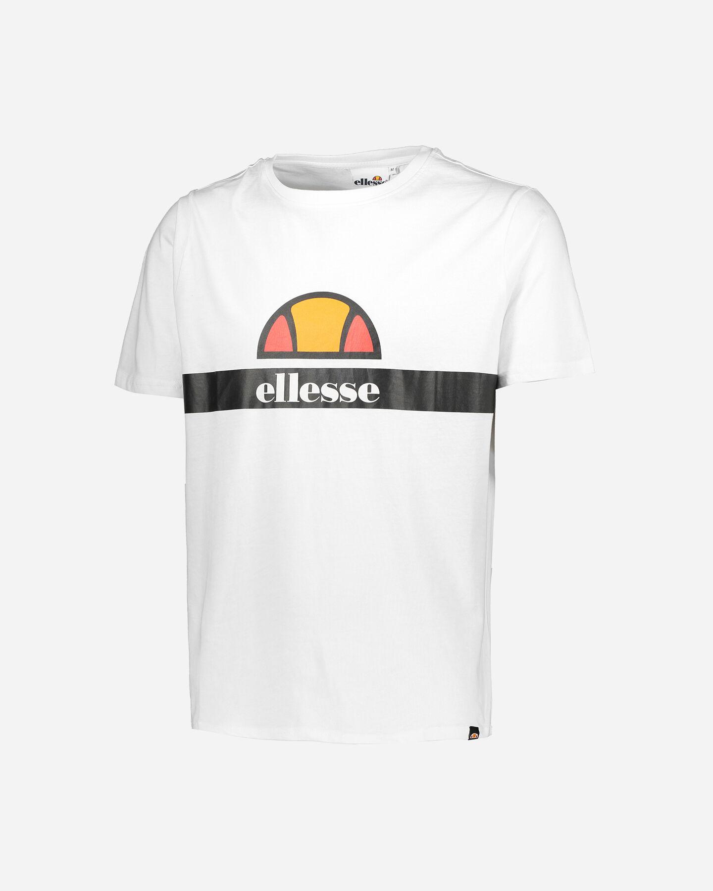 T-Shirt ELLESSE LOGO CENTRAL M S4088417 scatto 5