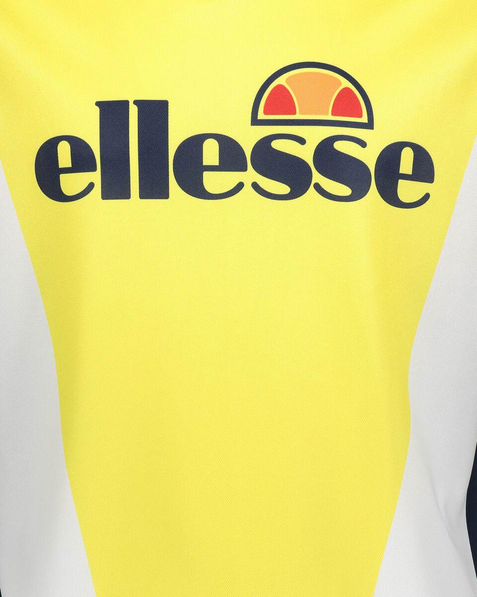 T-Shirt tennis ELLESSE TENNIS BIG LOGO M S4075614 scatto 2