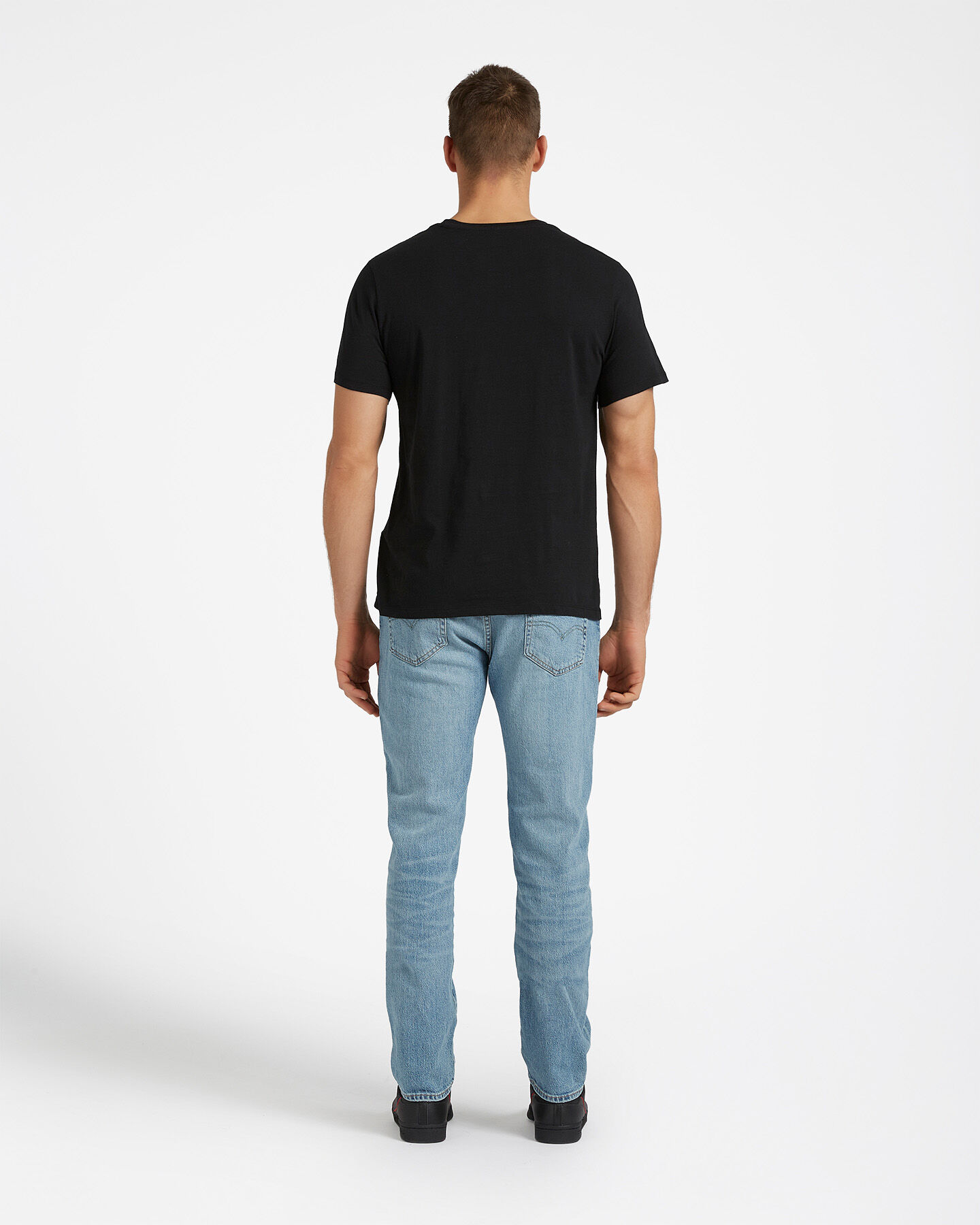 T-Shirt LEVI'S BOXTAB GRAPHIC M S4076920 scatto 2