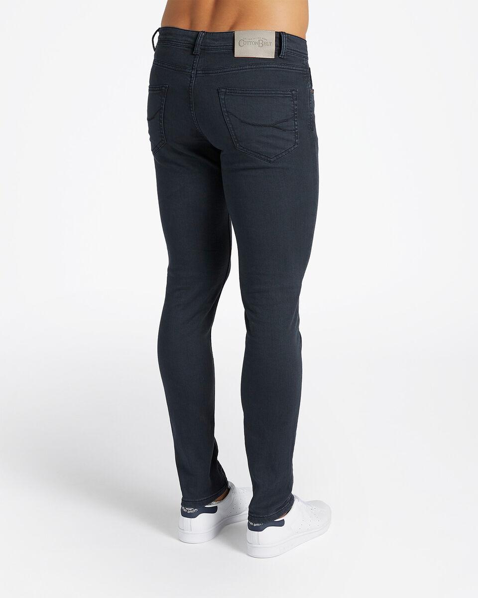 Jeans COTTON BELT 5T HAMILTON SLIM M S4070907 scatto 1