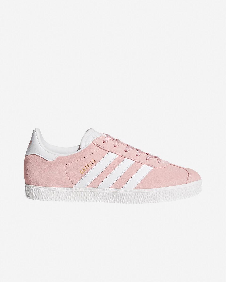 Scarpe sneakers ADIDAS GAZELLE JR GS S4056970|UNI|5 scatto 0