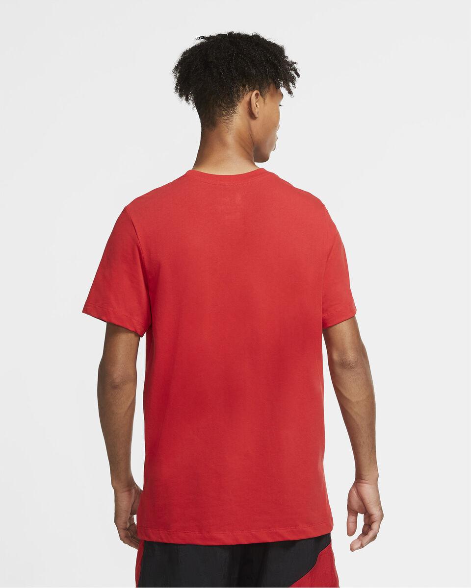 Abbigliamento basket NIKE CHICAGO BULLS LOGO  M S5225057 scatto 3
