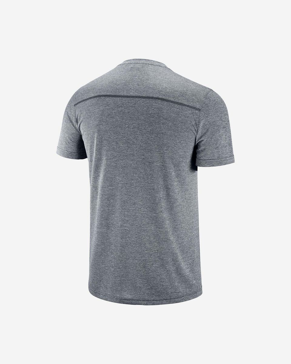 T-Shirt SALOMON EXPLORE PIQUE M S5173794 scatto 1