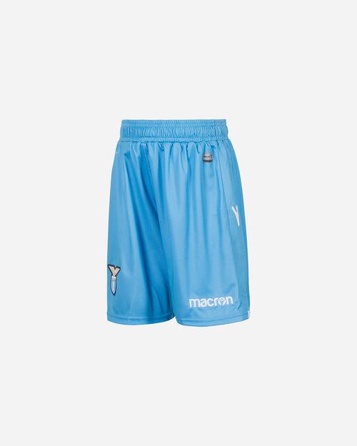Pantaloncini calcio MACRON LAZIO HOME 18-19 JR - Bambino