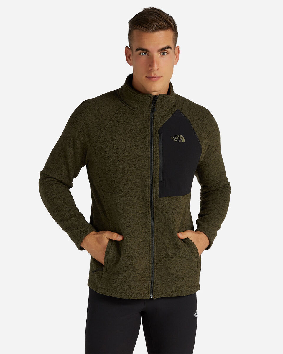 Pile THE NORTH FACE ARASHI OVERLAY II M S5245425 scatto 0