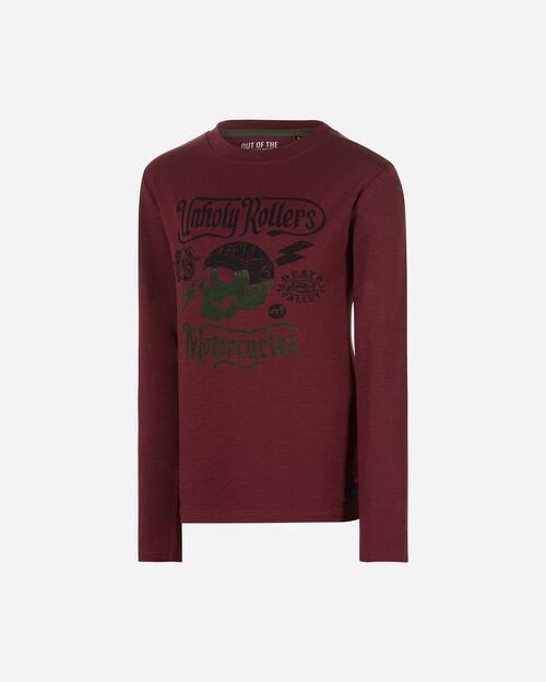 T-Shirt MISTRAL SKULL JR