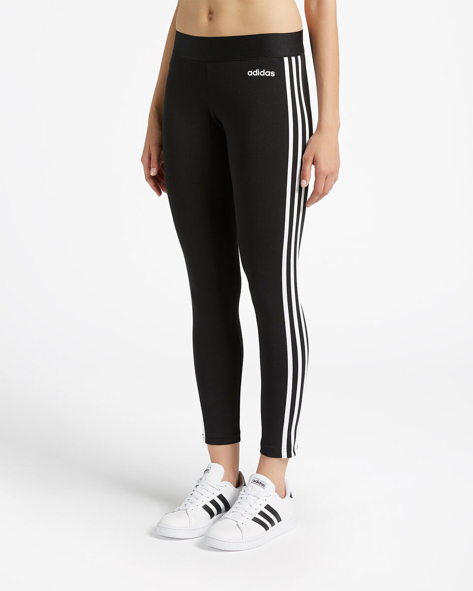 Leggings ADIDAS ESSENTIALS 3 STRIPES W S4056278 scatto 2