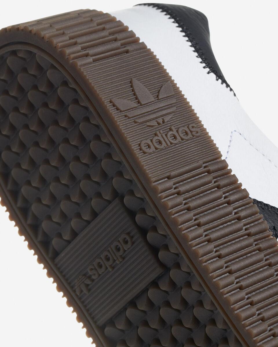 Scarpe sneakers ADIDAS SAMBAROSE W S2008375 scatto 4