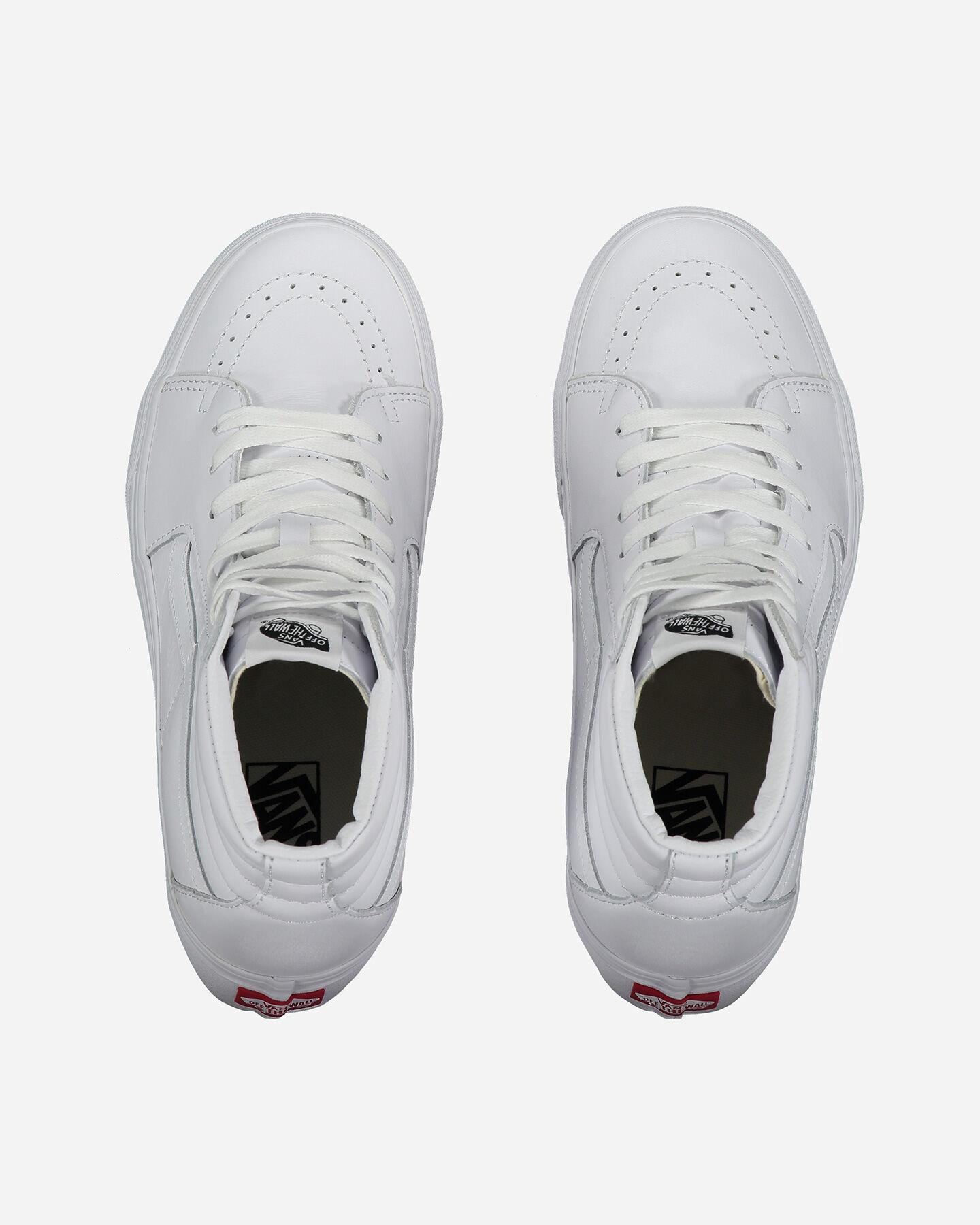 Scarpe sneakers VANS SK8-HI PLATFORM 2.0 W S5119542 scatto 3