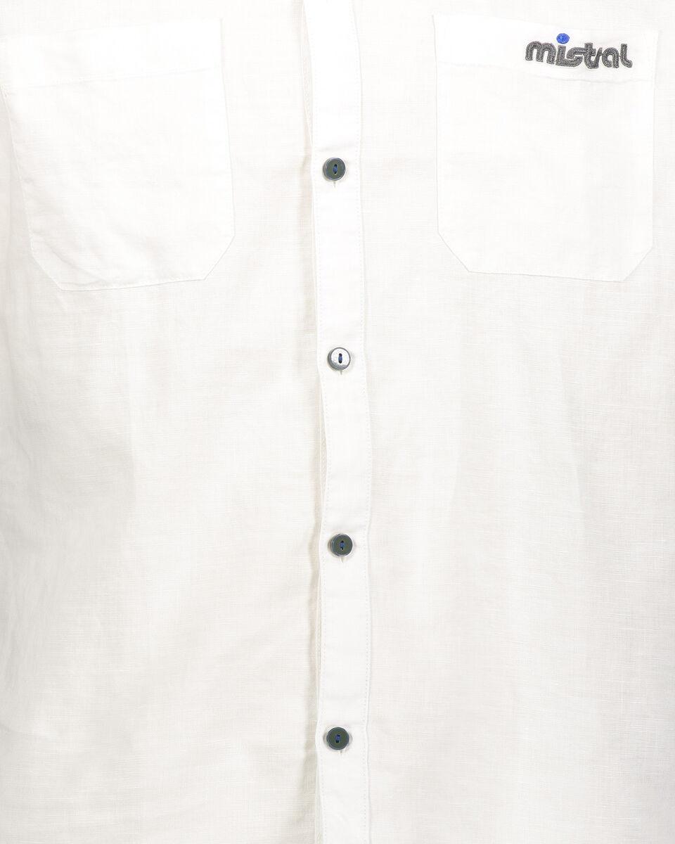 Camicia MISTRAL LINEN M S4087946 scatto 2