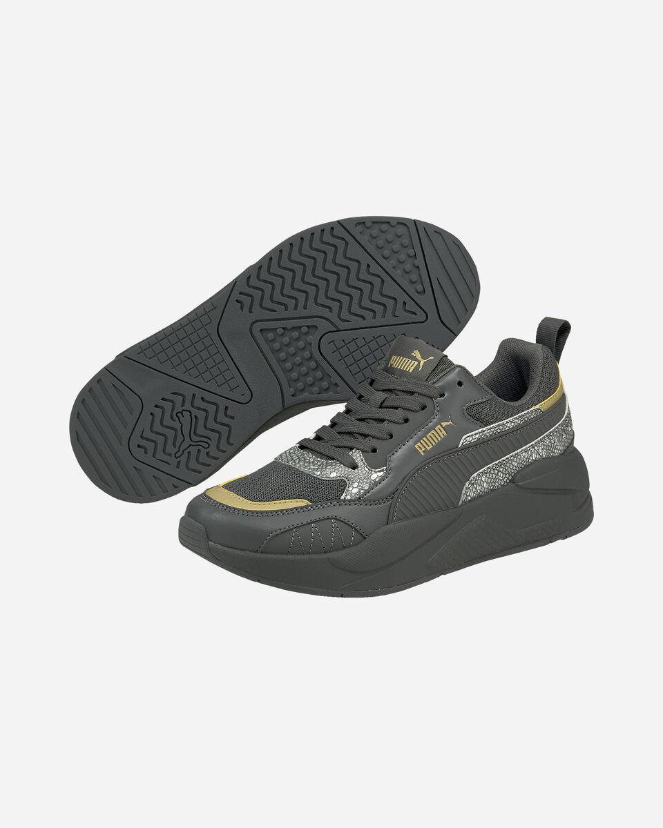 Scarpe sneakers PUMA X-RAY SQUARE SNAKE W S5333456 scatto 1
