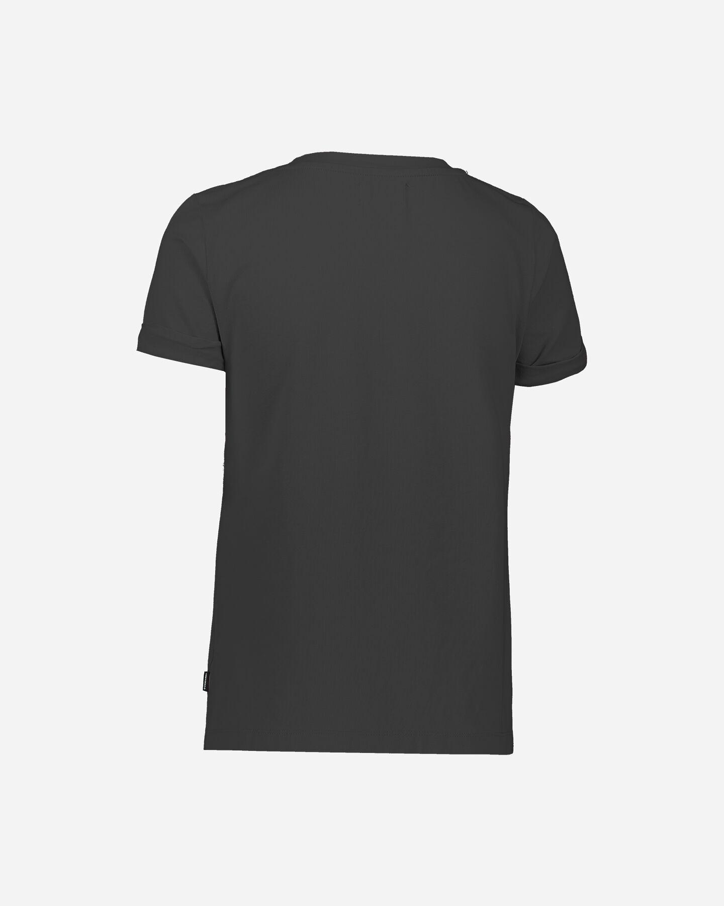 T-Shirt CONVERSE LOGO CLASSIC W S5181123 scatto 1