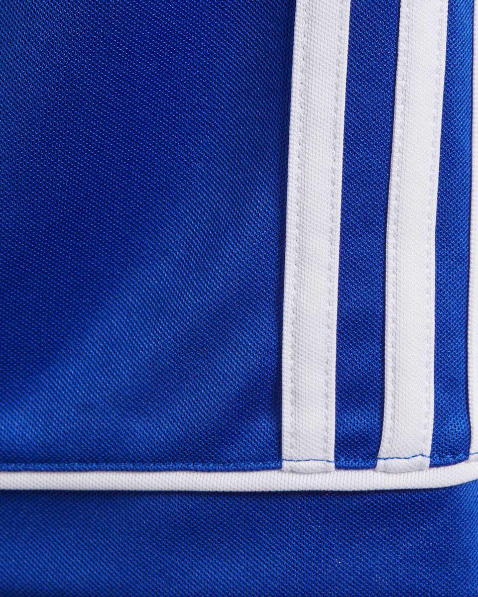 Pantaloncini calcio ADIDAS SQUADRA 17 JR S5150763 scatto 2