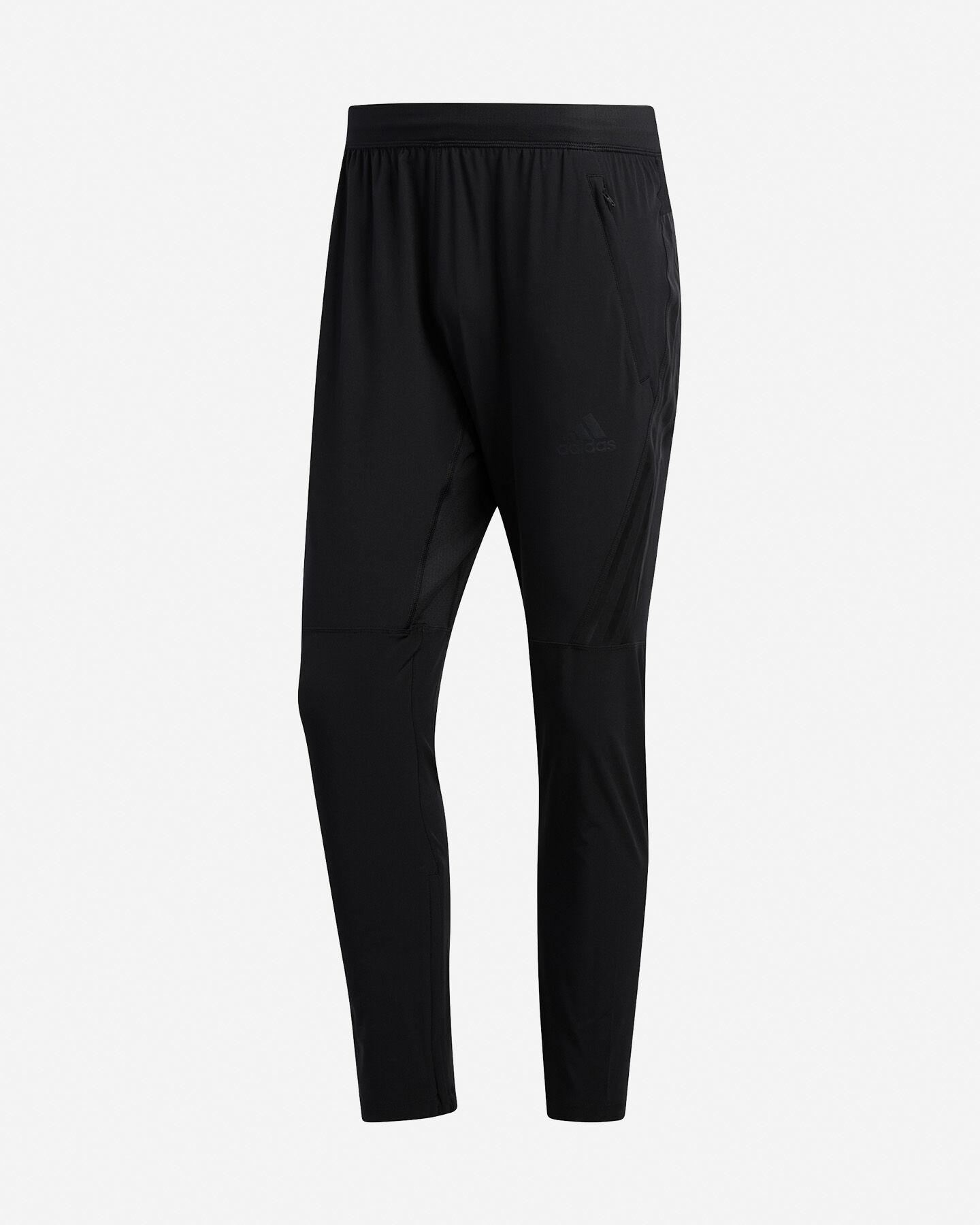 Pantalone training ADIDAS AEROREADY 3-STRIPES M S5154644 scatto 0