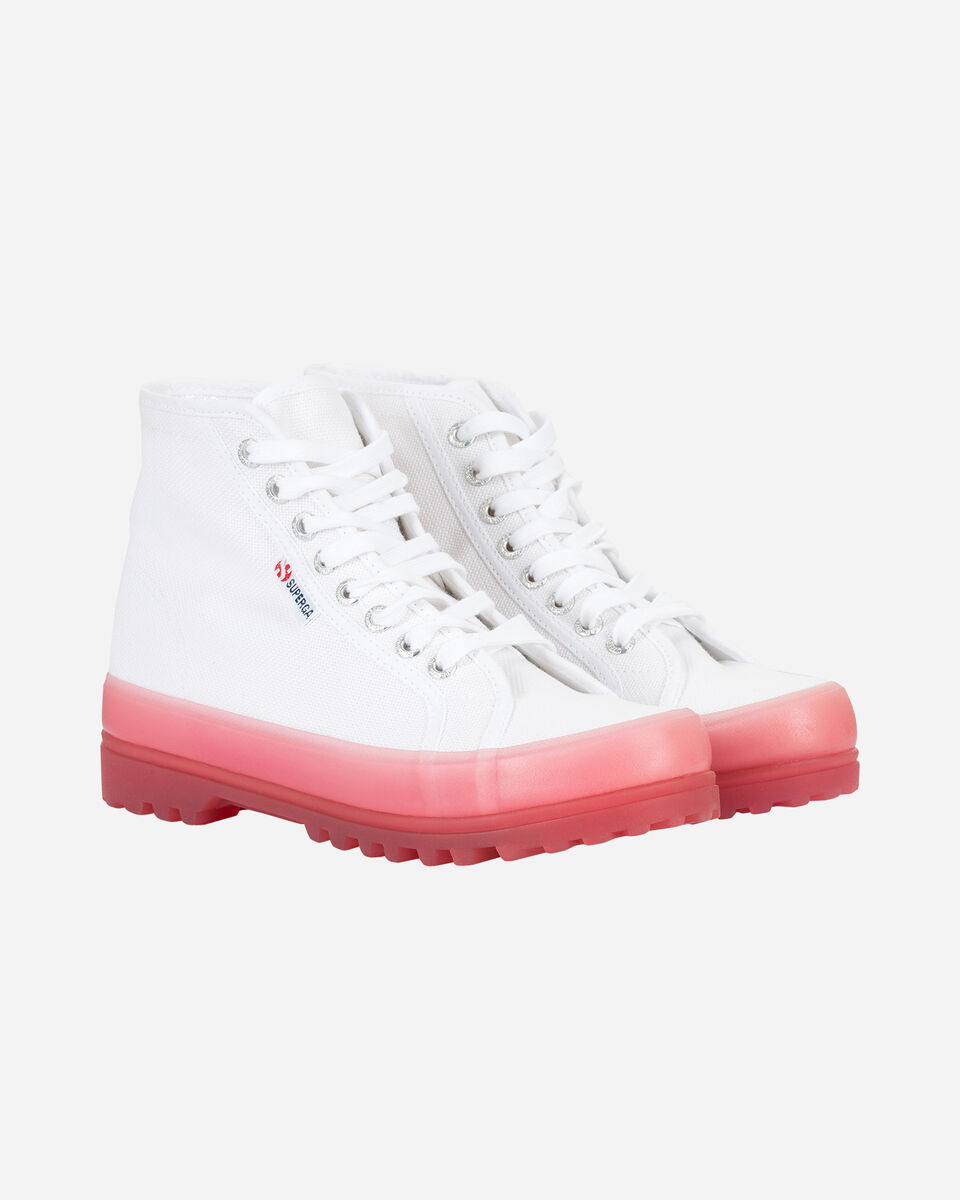 Scarpe sneakers SUPERGA 2341 ALPINA JELLYGUM COTU W S4077699 scatto 1