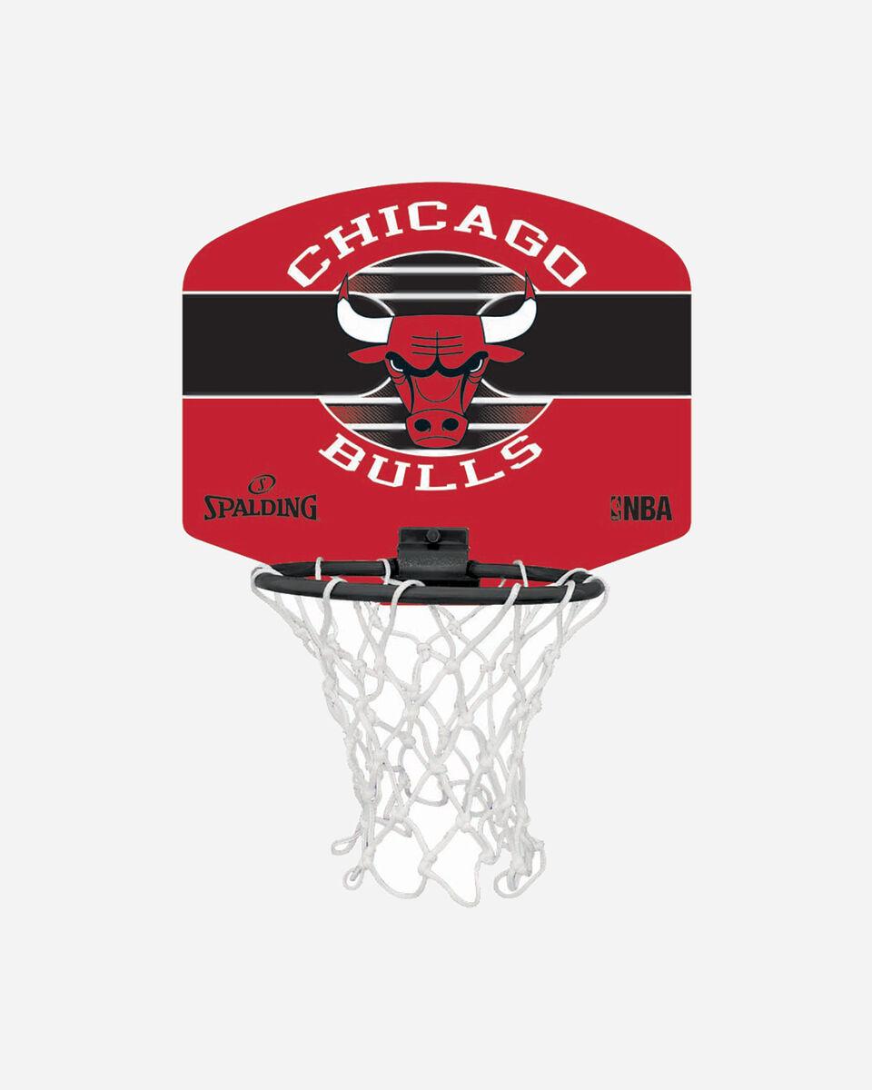 Canestro tabellone basket SPALDING CHICAGO BULLS JR S2006560|UNI|UNI scatto 0