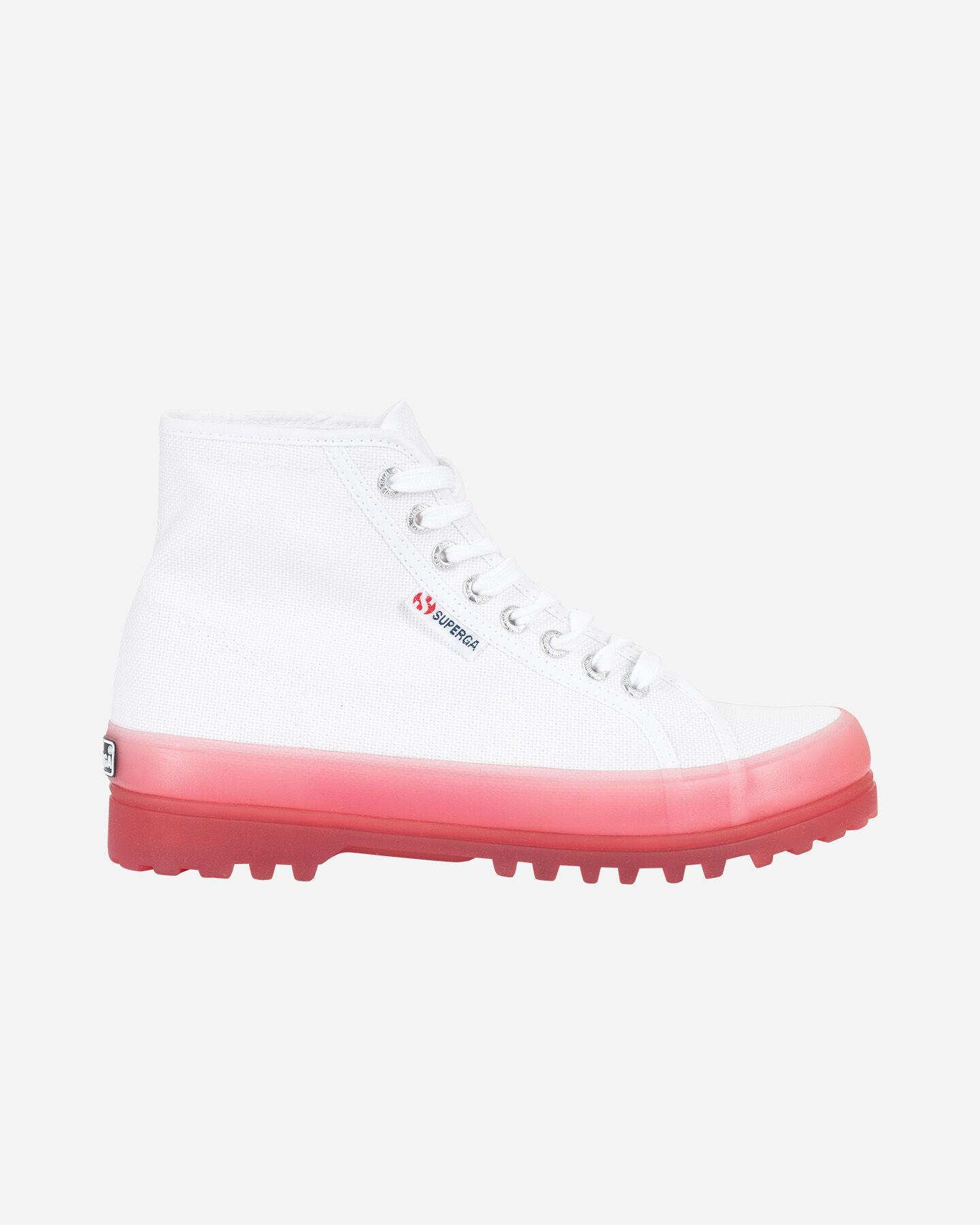 Scarpe sneakers SUPERGA 2341 ALPINA JELLYGUM COTU W S4077699 scatto 0