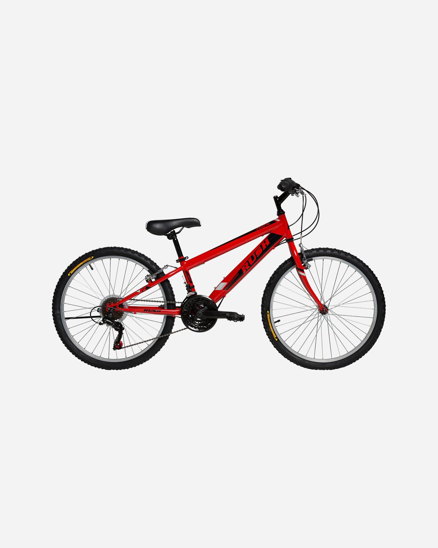 Bici junior RUSH BIKE 24 JR S4081792|1|UNI scatto 0