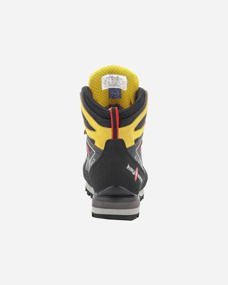 Scarpe alpinismo KAYLAND CROSS MOUNTAIN GTX M S4096136 scatto 4