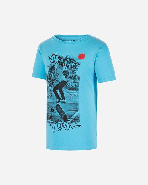 T-Shirt MISTRAL SKATE JR