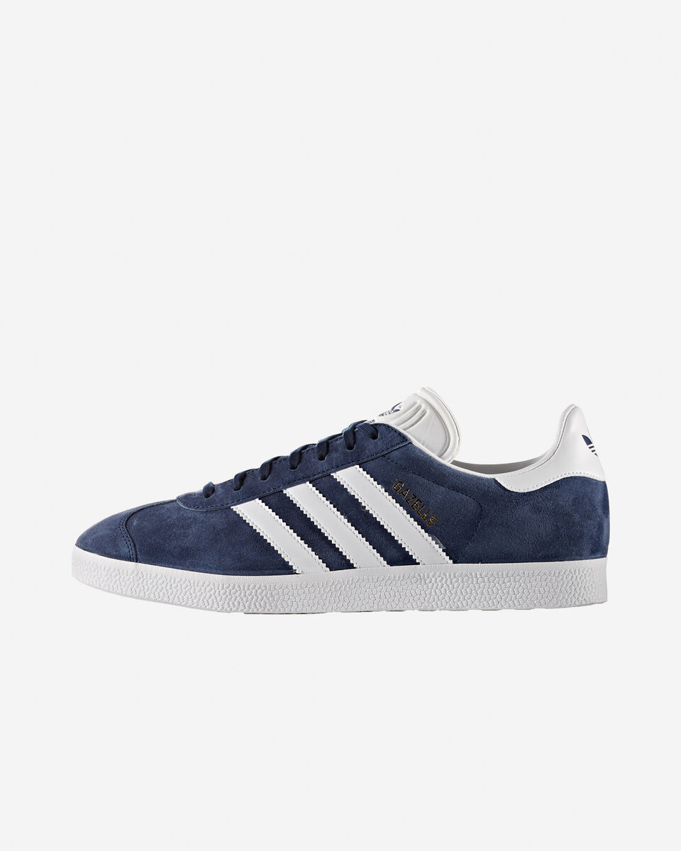 Scarpe sneakers ADIDAS GAZELLE M S4009336 scatto 4