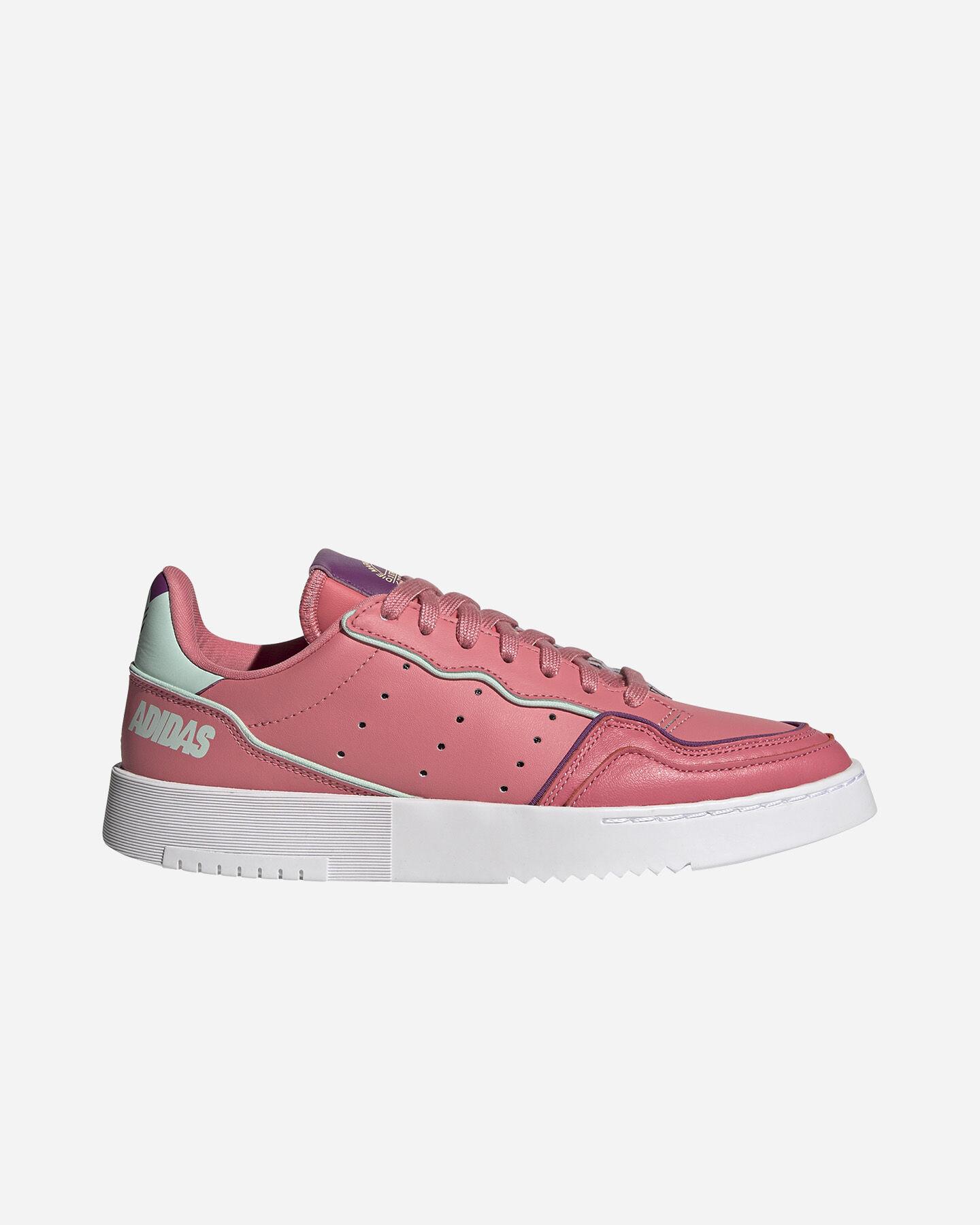 Scarpe sneakers ADIDAS SUPERCOURT W S5277295 scatto 0