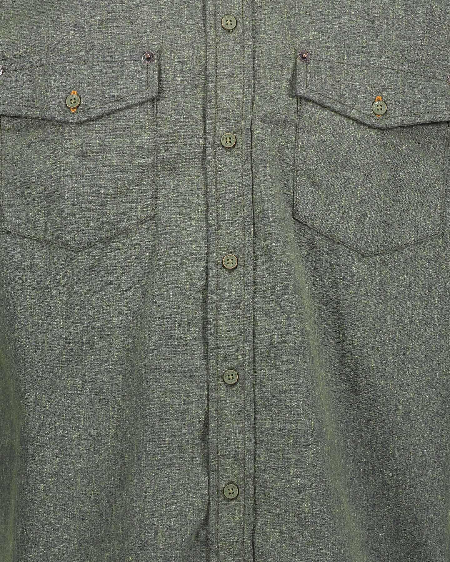 Camicia COTTON BELT REGULAR FIT M S4081763 scatto 2