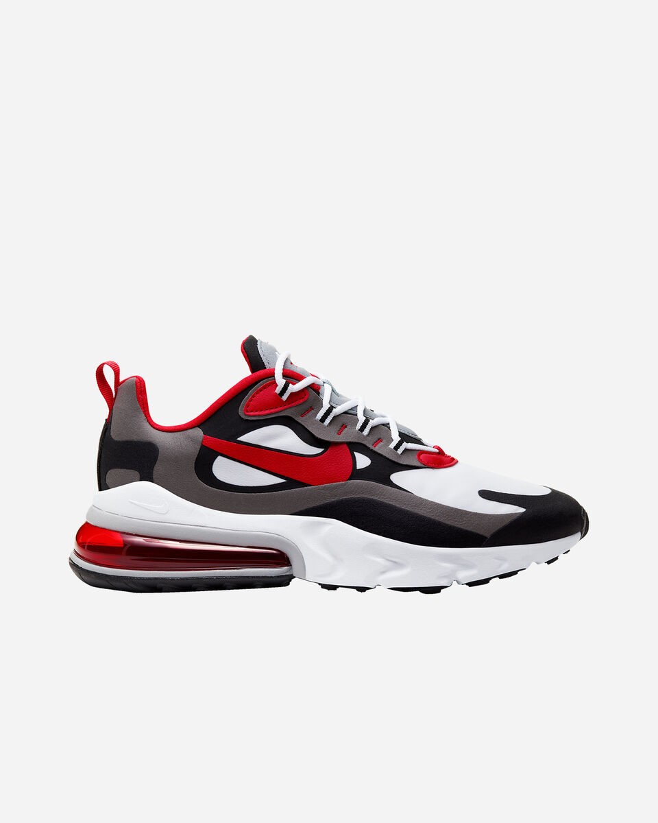 Scarpe sneakers NIKE AIR MAX 270 REACT M S5162234 scatto 0