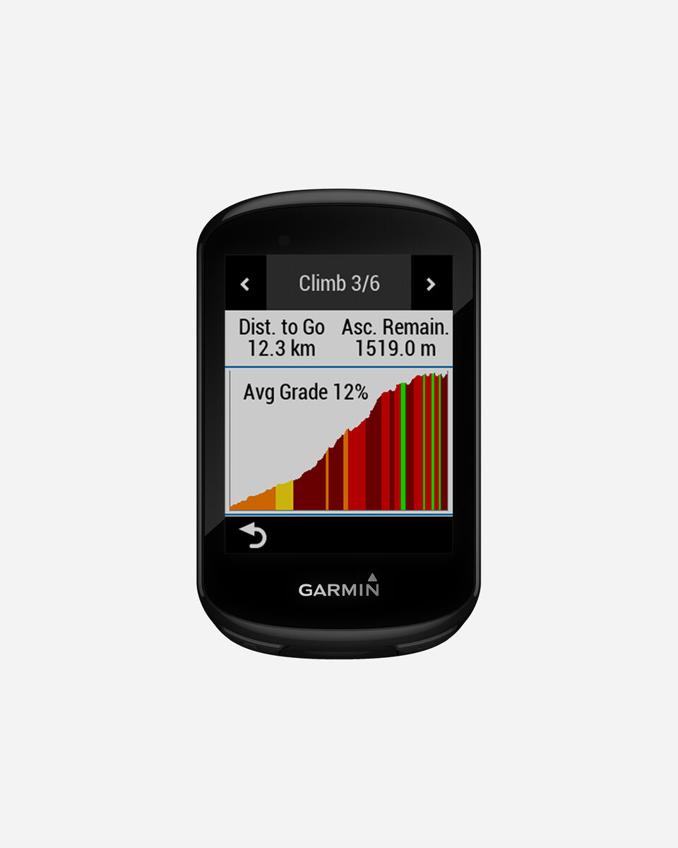 Orologio multifunzione GARMIN EDGE 830 SENSOR BUNDLE S4071887|11|UNI scatto 4