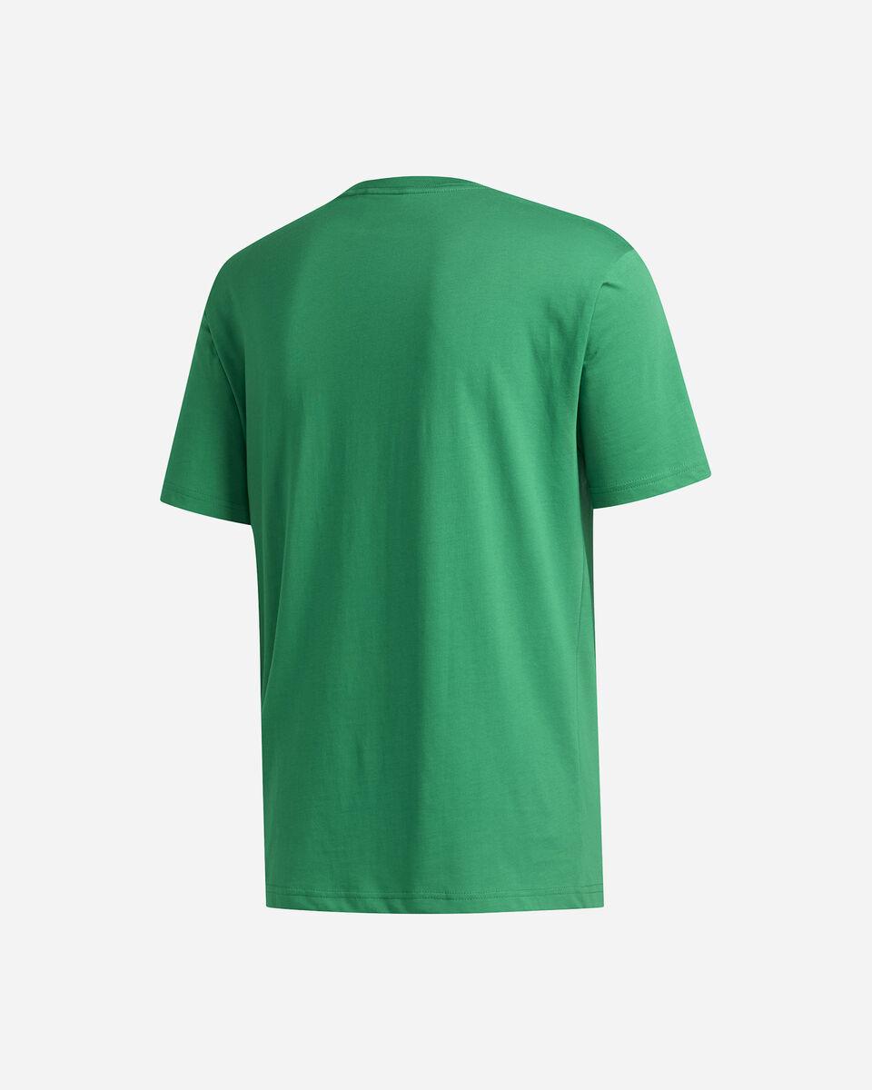 T-Shirt ADIDAS BIG LOGO  M S5210117 scatto 1