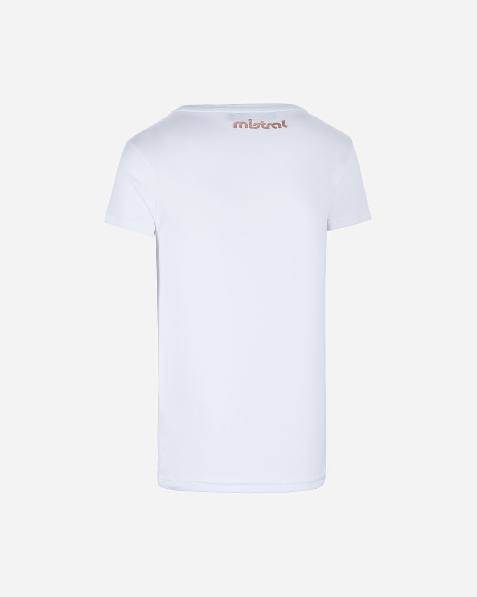 T-Shirt MISTRAL LOGO W S4074078 scatto 1