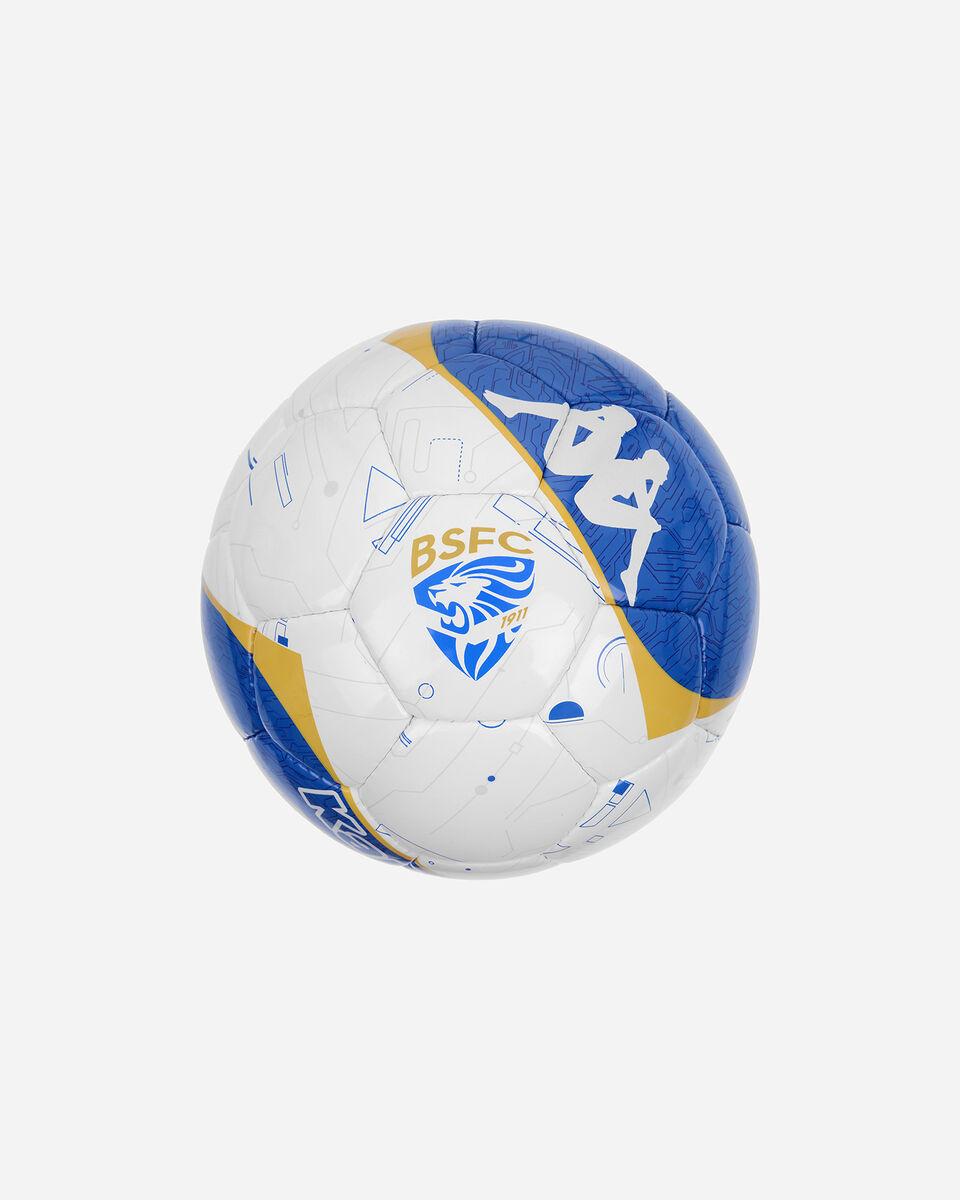 Pallone calcio KAPPA BRESCIA 19-20 SZ5 S4070797 A01 UNI scatto 0