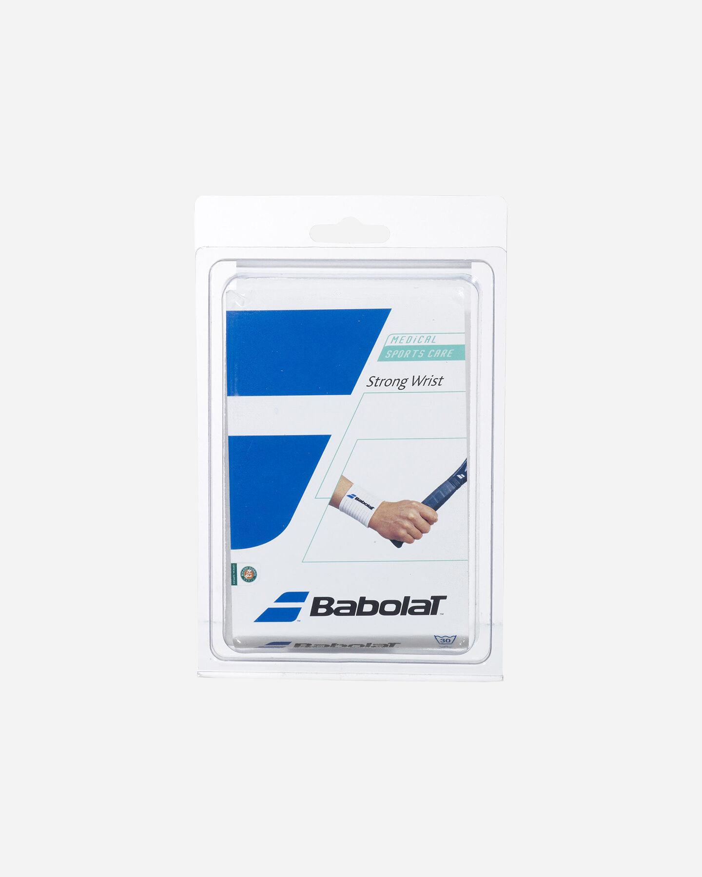 Accessorio tennis BABOLAT STRONG WRIST S0192790|9999|UNI scatto 0