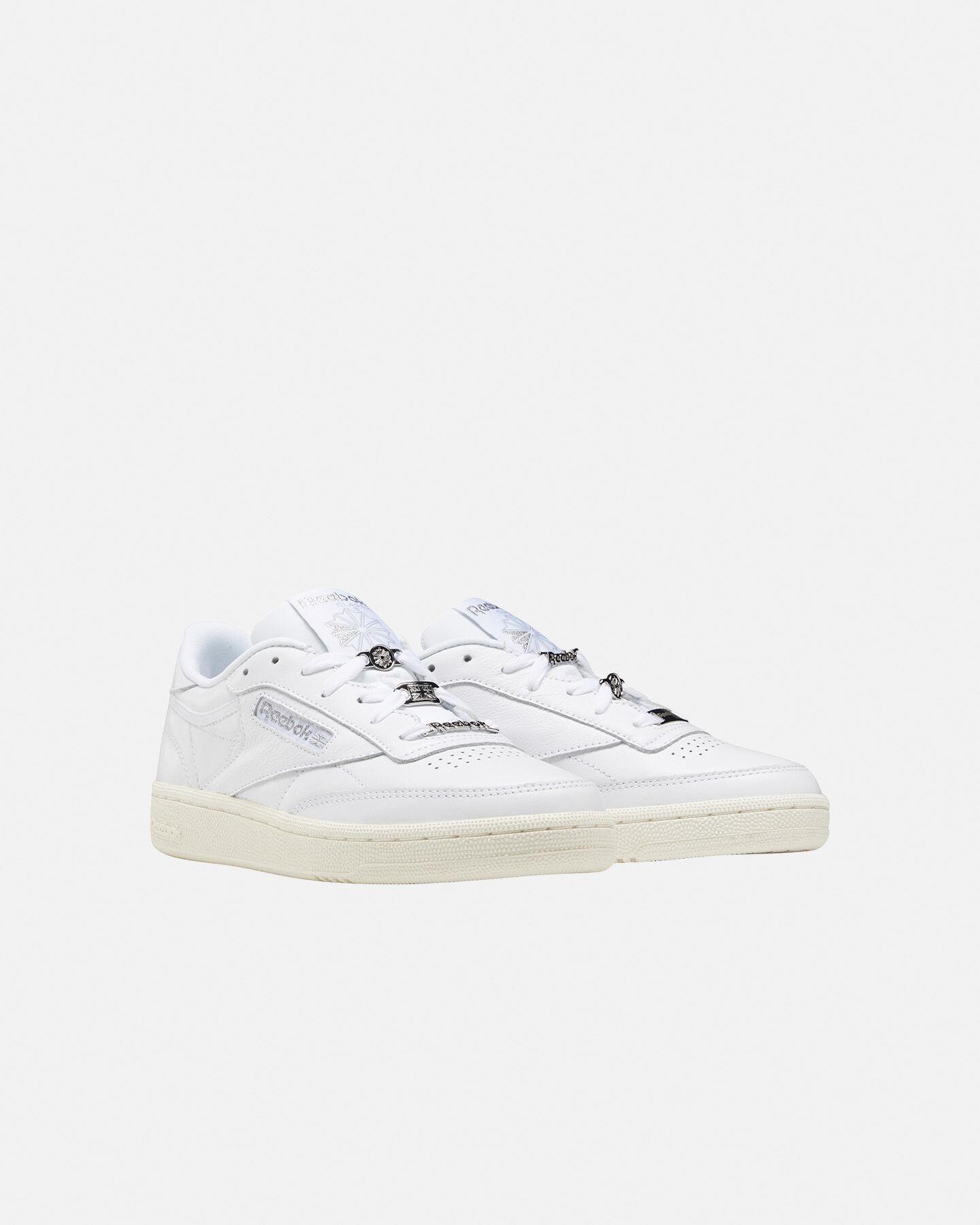 Scarpe sneakers REEBOK CLUB C 85 W S5144237 scatto 1