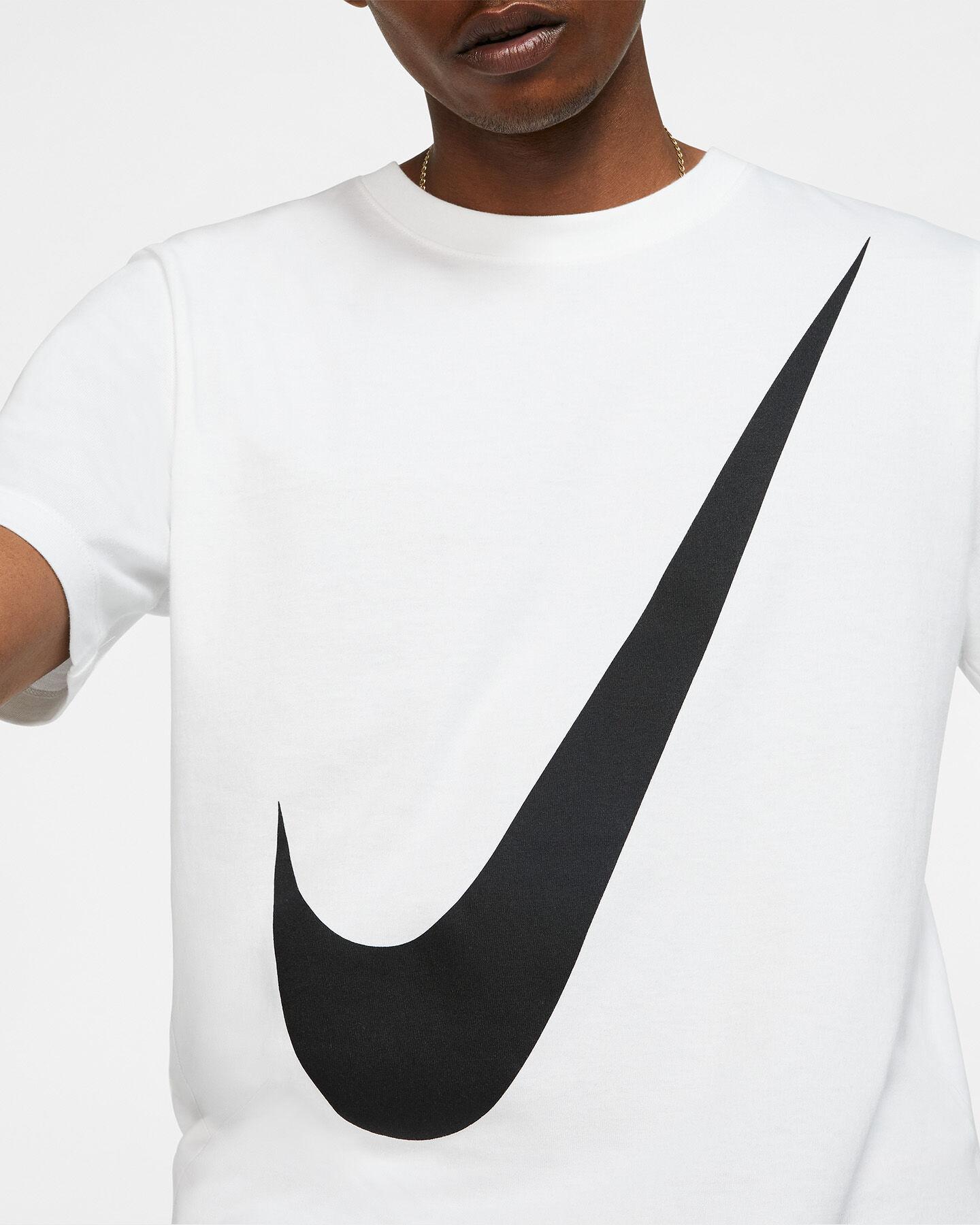 T-Shirt NIKE BIG SWOOSH M S5074370 scatto 4