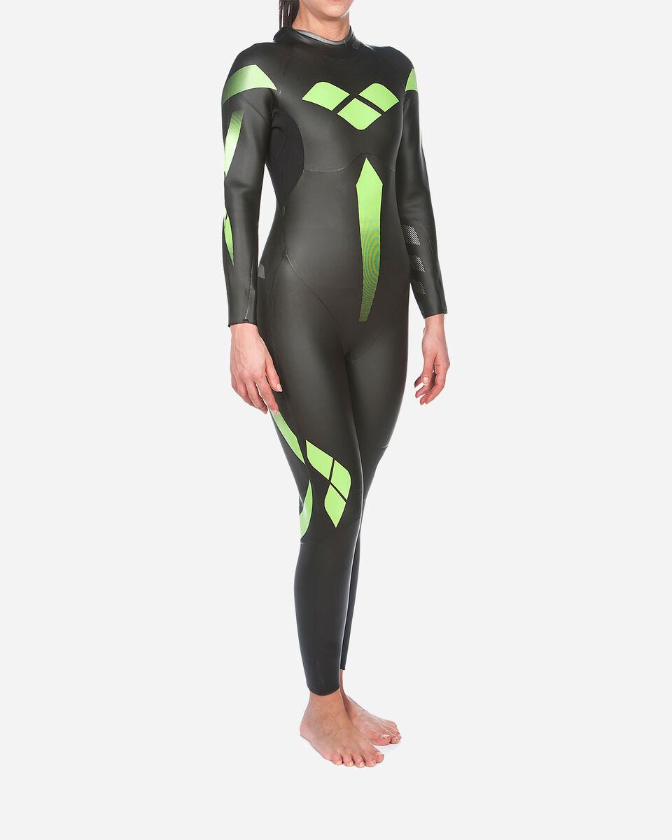 Costume piscina ARENA TRIWET W S4031120 scatto 2
