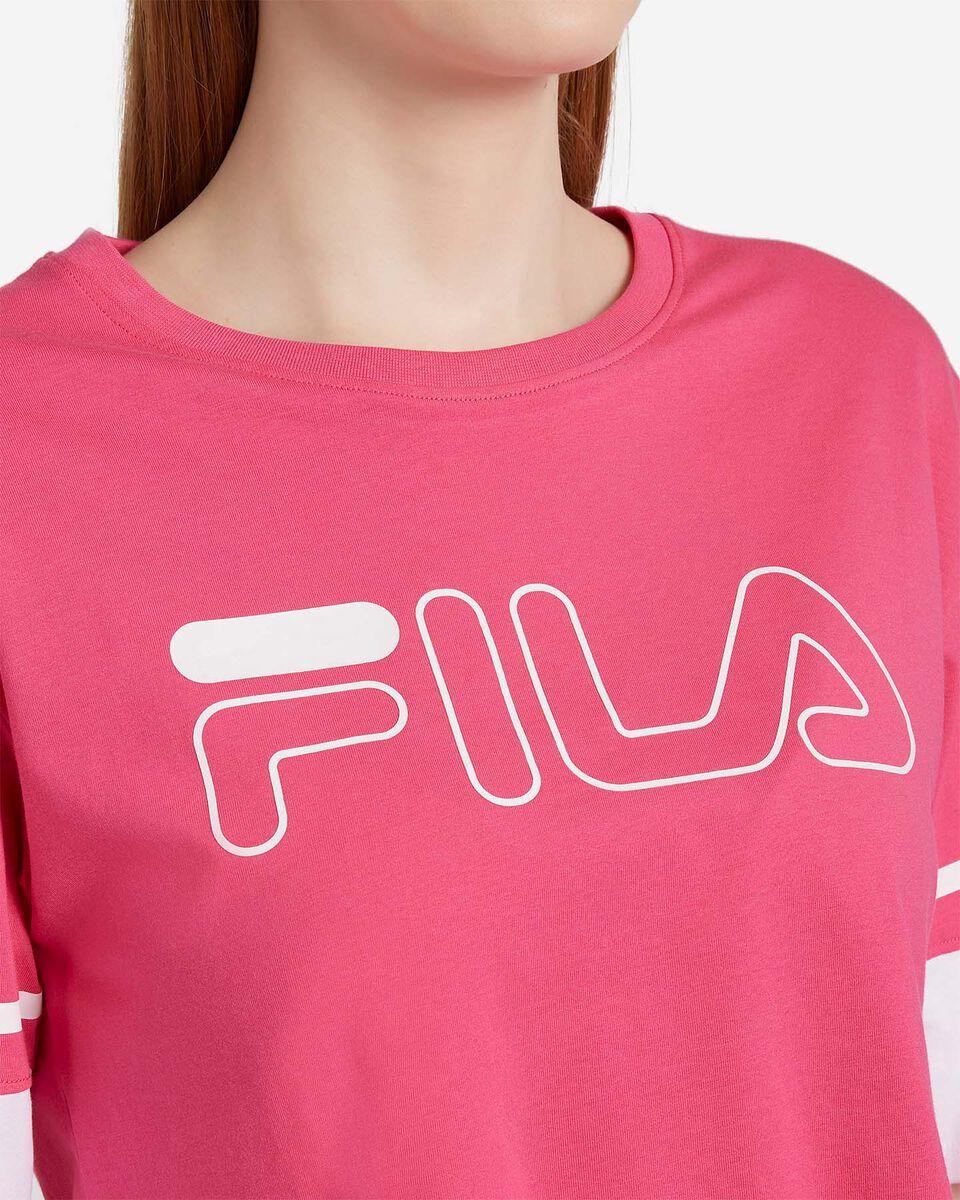 T-Shirt FILA LOGO W S4074228 scatto 4